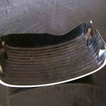 Mell-O-Chime Door Damaged Bakelite Case Inside