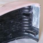 Bakelite Door Chime Case Side metal Reinforced