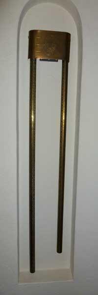 Delvalera Vintage Doorbell Long Tubes