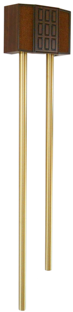 Rittenhouse C8383 Tubular Door Chime