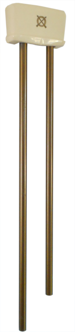 Rittenhouse Sheraton Tubular Door Chime designed by Norman Bel Geddes1946