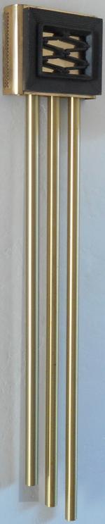 Liberty Mid Century Long Bell Door Chime 1955