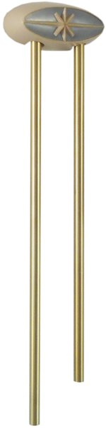 Rittenhouse Fairfax Vintage Long-Bell Door Chime 959