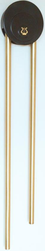 NuTone C-895 Vintage Long Bell Door Chime 1938