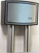 Miami Carey Stainless Steel Resonator Chime EC560