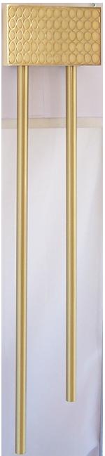 NuTone L27 Regal Long Bell Door Chime 1963